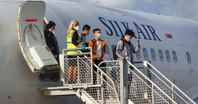 Australia chưa xem xét hộ chiếu tiêm chủng đối với sinh viên quốc tế - Ảnh 1.