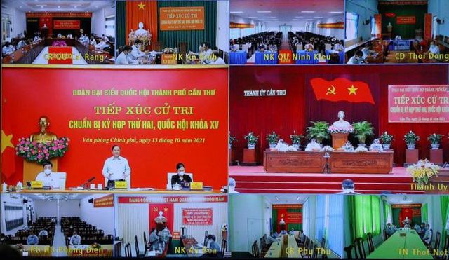 Thủ tướng Phạm Minh Chính: Không được ban hành những gì trái với trung ương - Ảnh 1.