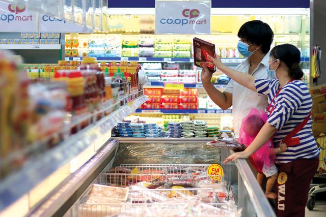Săn hàng  tiêu dùng giảm giá - Ảnh 1.