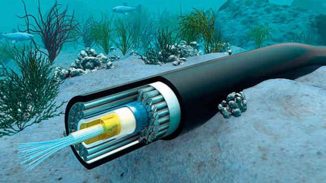 Công nghệ biến cáp quang biển thành thiết bị cảnh báo động đất, sóng thần - Ảnh 1.