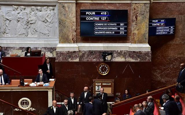 Nghị sĩ Pháp bỏ phiếu việc hủy các chuyến bay nội địa chặng ngắn - Ảnh 1.