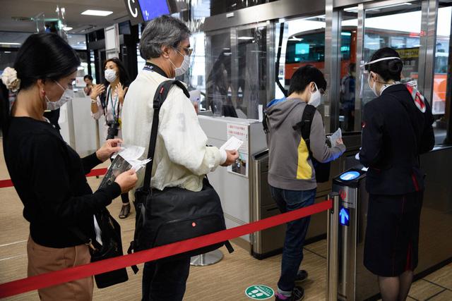 Sân bay quốc tế Narita thử nghiệm hệ thống nhận diện khuôn mặt - Ảnh 1.
