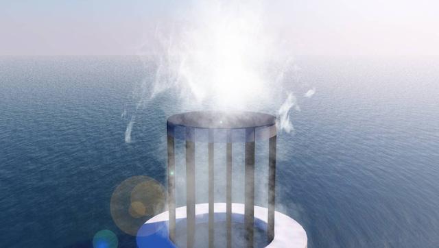 Australia chế tạo thiết bị sản xuất nước ngọt hiệu quả từ nước biển - Ảnh 1.