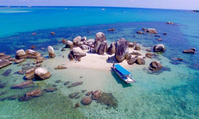 Đảo Belitong được UNESCO công nhận là công viên địa chất toàn cầu - Ảnh 1.