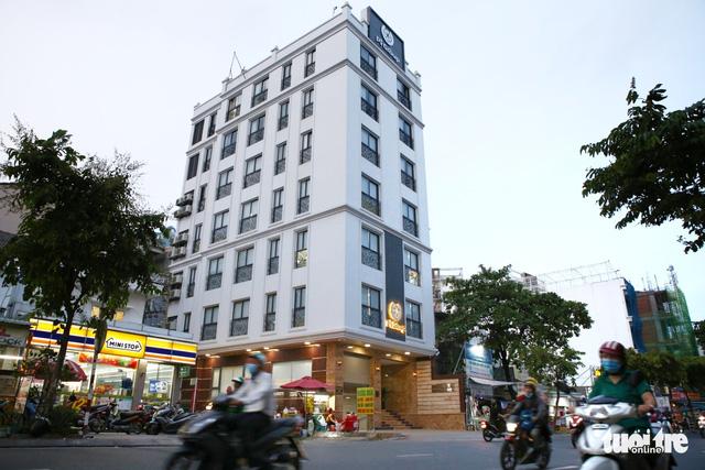 Kiểm tra 38 công trình tại Tân Bình, quá nửa xây trái phép - Ảnh 1.