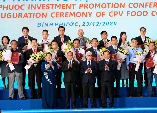 Sức bật mới từ khu liên hợp công nghiệp và đô thị  Becamex Bình Phước - Ảnh 1.