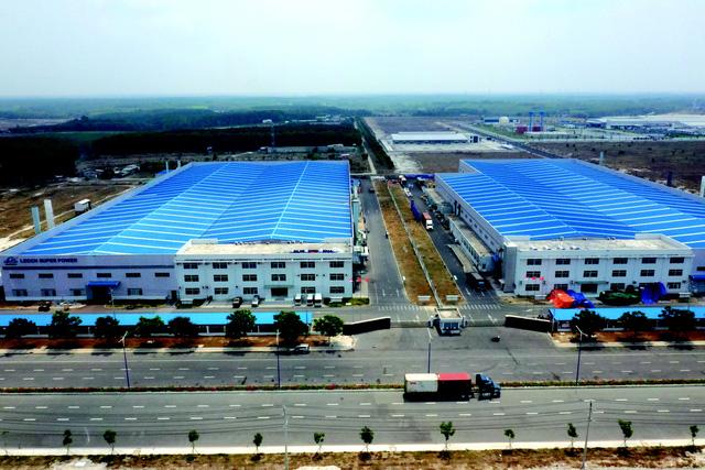 Sức bật mới từ khu liên hợp công nghiệp và đô thị  Becamex Bình Phước - Ảnh 3.