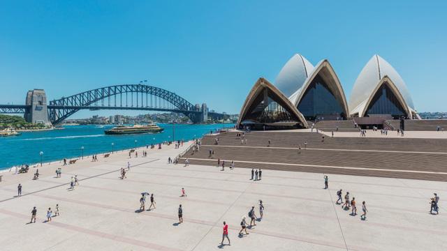Nhà hát Sydney Opera House ra mắt nền tảng phát sóng trực tuyến mới - Ảnh 1.