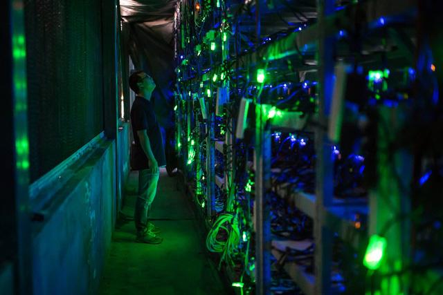 Đào tiền kỹ thuật số tác động đến mục tiêu môi trường của Trung Quốc - Ảnh 1.