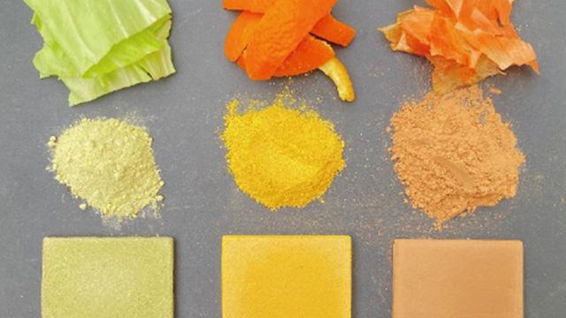 Biến rác thải thực phẩm thành vật liệu xây dựng - Ảnh 1.