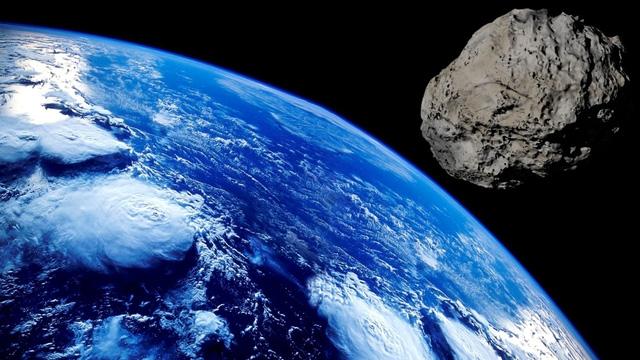 Tiểu hành tinh lớn hơn tháp Eiffel sắp lao qua Trái Đất - Ảnh 1.