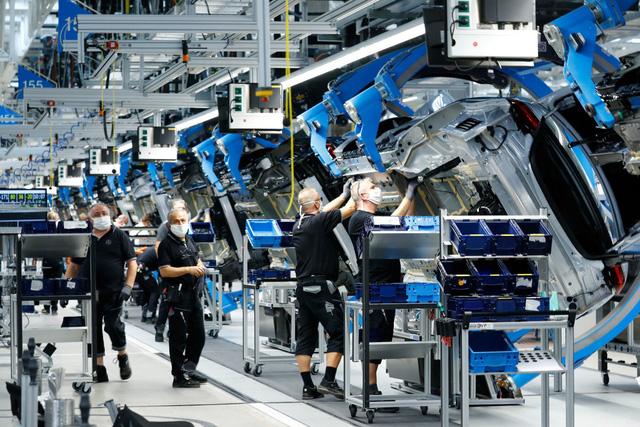Đức: Thiếu hụt lao động tay nghề cao ngày càng tăng - Ảnh 1.