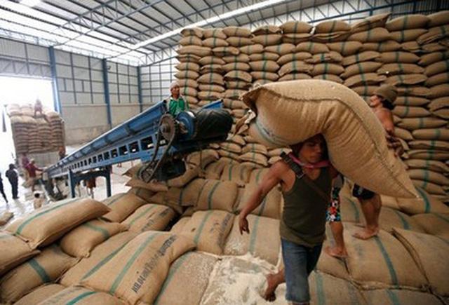 Thái Lan giảm phụ phí xuất khẩu gạo sang EU và Anh - Ảnh 1.
