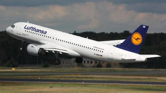 Lufthansa sử dụng công nghệ da cá mập trang bị cho máy bay để giảm khí thải - Ảnh 1.