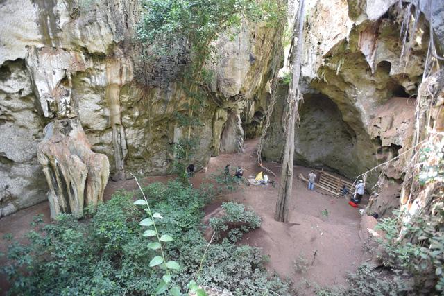 Phát hiện ngôi mộ cổ nhất châu Phi ở Kenya - Ảnh 1.