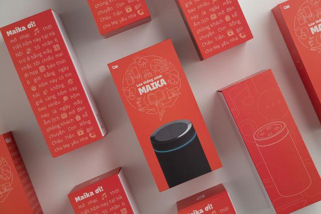 Loa thông minh do Việt Nam nghiên cứu và sản xuất chính thức ra mắt người dùng - Ảnh 2.