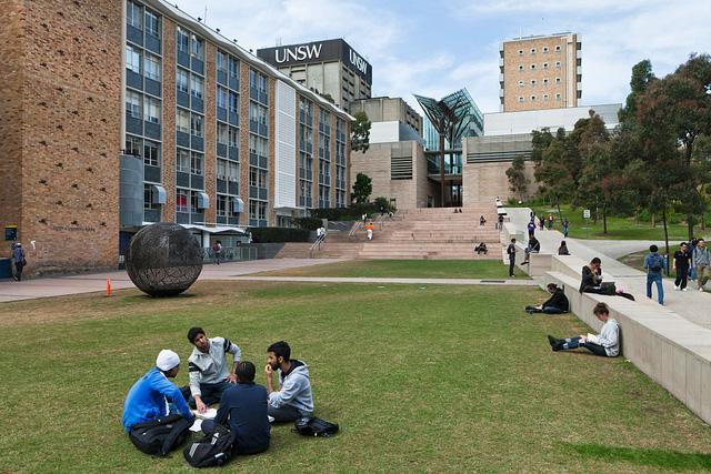 Bang New South Wales của Australia chuẩn bị đón sinh viên quốc tế trở lại - Ảnh 1.