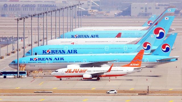 Người Hàn Quốc trải nghiệm các chuyến bay quốc tế không có điểm đến - Ảnh 1.
