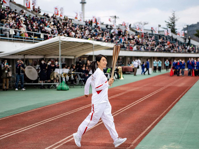 Nhật Bản cấm bán đồ uống có cồn ở các địa điểm thi đấu Olympic - Ảnh 1.