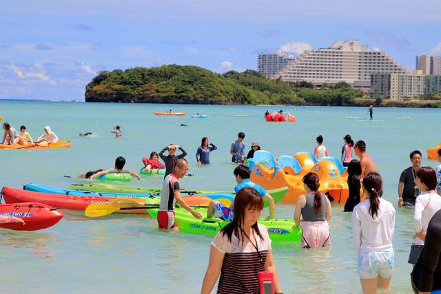 Guam triển khai chương trình nghỉ dưỡng vaccine để thúc đẩy du lịch - Ảnh 1.