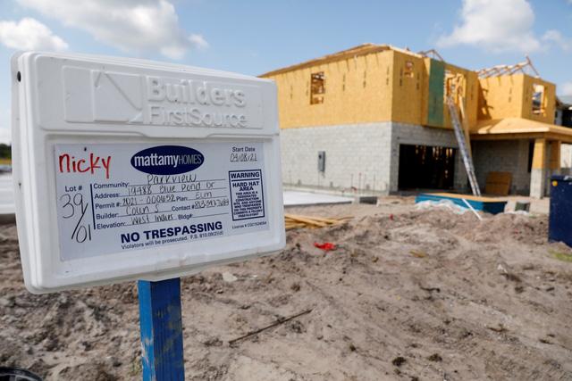 Hoạt động xây dựng nhà ở tại Mỹ tăng 6,3% - Ảnh 1.