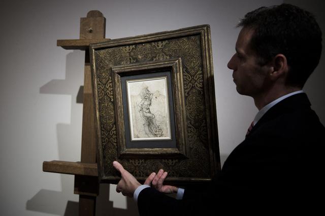 Cuộc chiến pháp lý quanh bức vẽ được cho là của danh họa Leonardo da Vinci - Ảnh 1.
