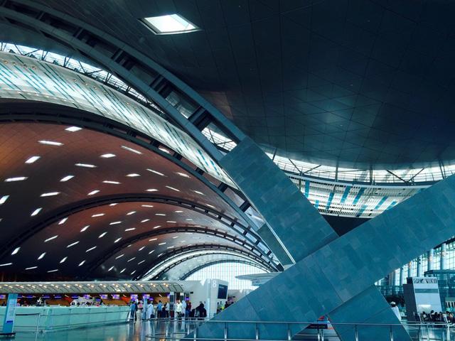Sân bay quốc tế Hamad (Qatar) đứng đầu danh sách sân bay tốt nhất thế giới - Ảnh 1.
