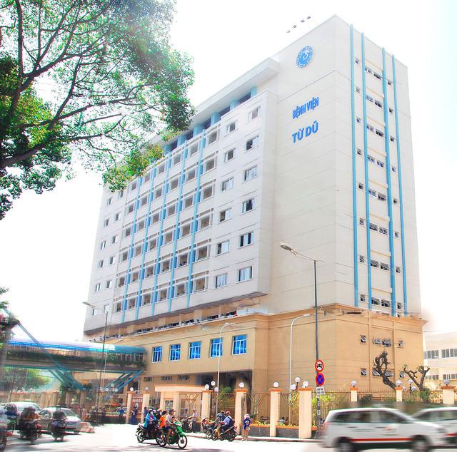 Lập Bệnh viện dã chiến điều trị bệnh nhân COVID-19 Từ Dũ - Ảnh 1.