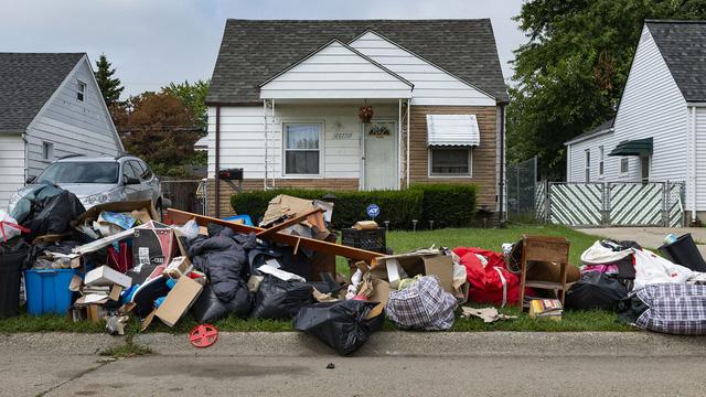 Người thuê nhà ở Mỹ đối mặt khó khăn khi chương trình trợ cấp không được gia hạn - Ảnh 1.