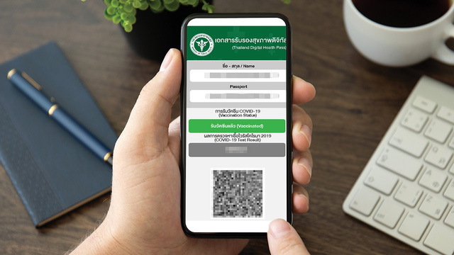 Thái Lan sẽ sử dụng Thẻ thông hành y tế số cho các chuyến bay nội địa - Ảnh 1.
