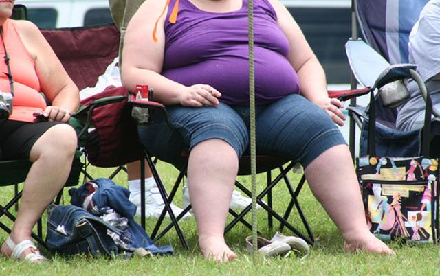 Mỹ: 16 bang có tỉ lệ người béo phì từ 35% trở lên - Ảnh 1.