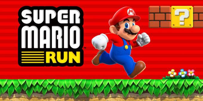Nintendo lại khuấy động làng game di động với tựa game mới Super Mario Run,  nhanh chóng lập kỷ lục sau 24 giờ phát hành