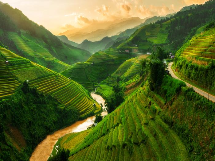 Ngất ngây cảnh đẹp Việt Nam lên trang tin CNN - Ảnh 2.