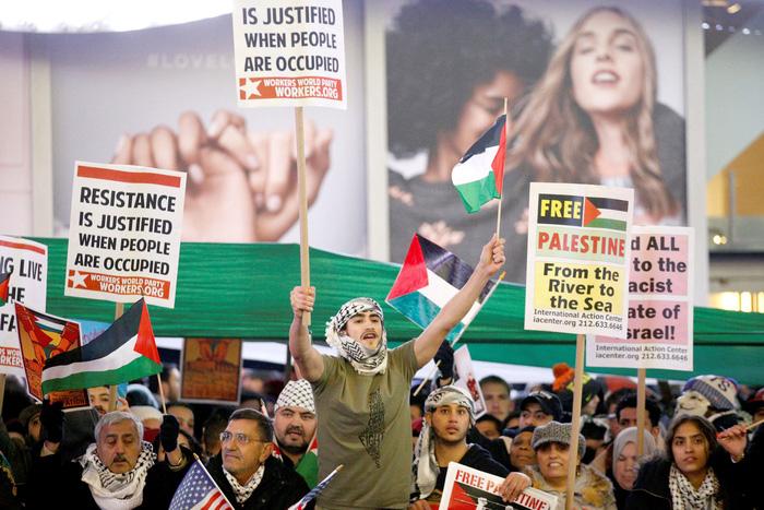 Ngày giận dữ của thế giới Hồi giáo - Ảnh 1.