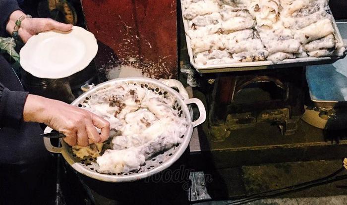 Xóm Bánh cuốn Hải Dương - Ảnh 3.