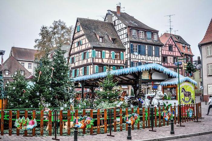 3 1513714911054 Những khu chợ Noel nổi tiếng tại Châu Âu