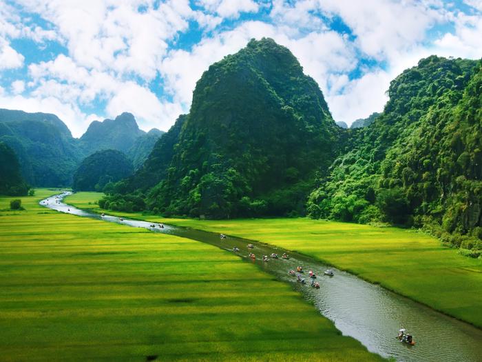 Ngất ngây cảnh đẹp Việt Nam lên trang tin CNN - Ảnh 4.
