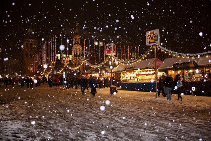 6 1513714911067 Những khu chợ Noel nổi tiếng tại Châu Âu