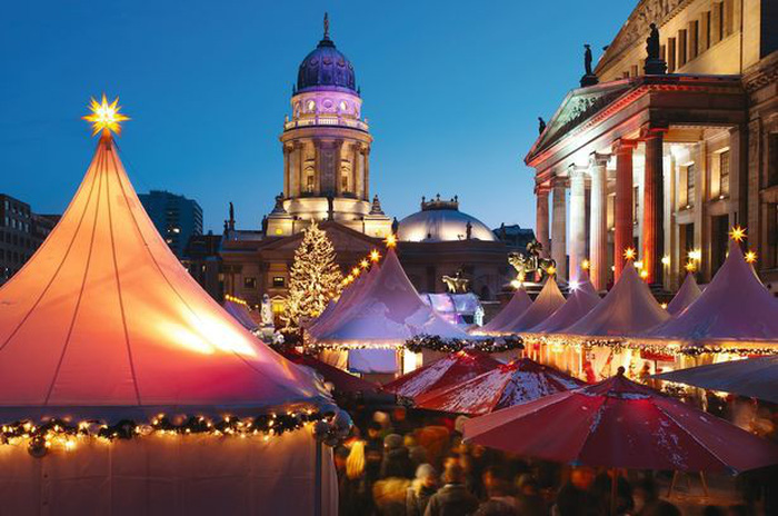 7 1513714911073 Những khu chợ Noel nổi tiếng tại Châu Âu