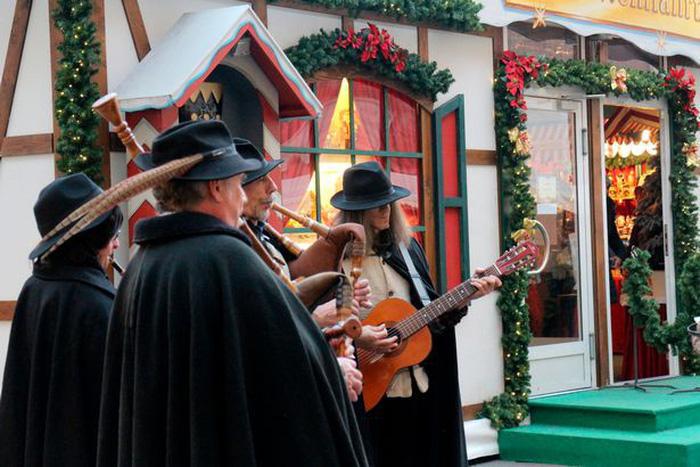 8 1513714911077 Những khu chợ Noel nổi tiếng tại Châu Âu