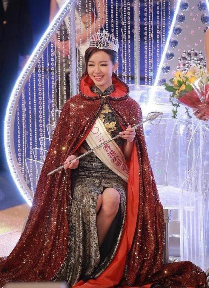 Hoa hậu Hồng Kông tiết lộ bị xâm hại tình dục ở Trung Quốc - Ảnh 2.