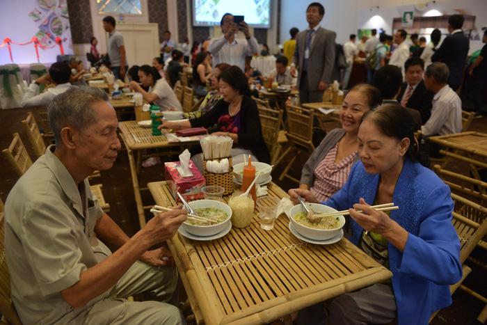Thưởng thức miễn phí phở nổi tiếng Sài Gòn tại Ngày của Phở - Ảnh 3.