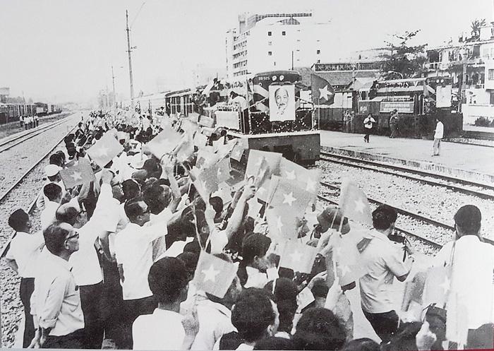 100.000 người và hơn 360 ngày hàn gắn đường sắt Bắc - Nam - Ảnh 6.