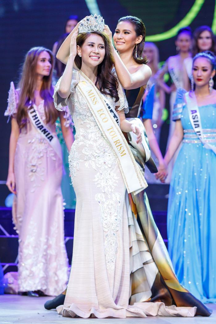 Liên Phương đăng quang Miss Eco Tourism 2017 - Ảnh 5.