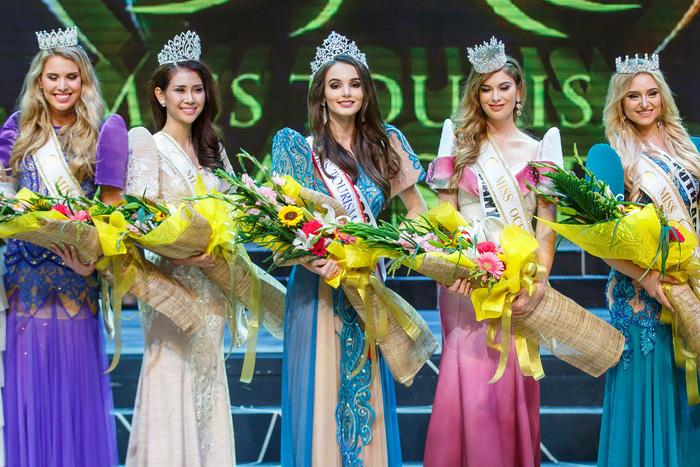 Liên Phương đăng quang Miss Eco Tourism 2017 - Ảnh 2.