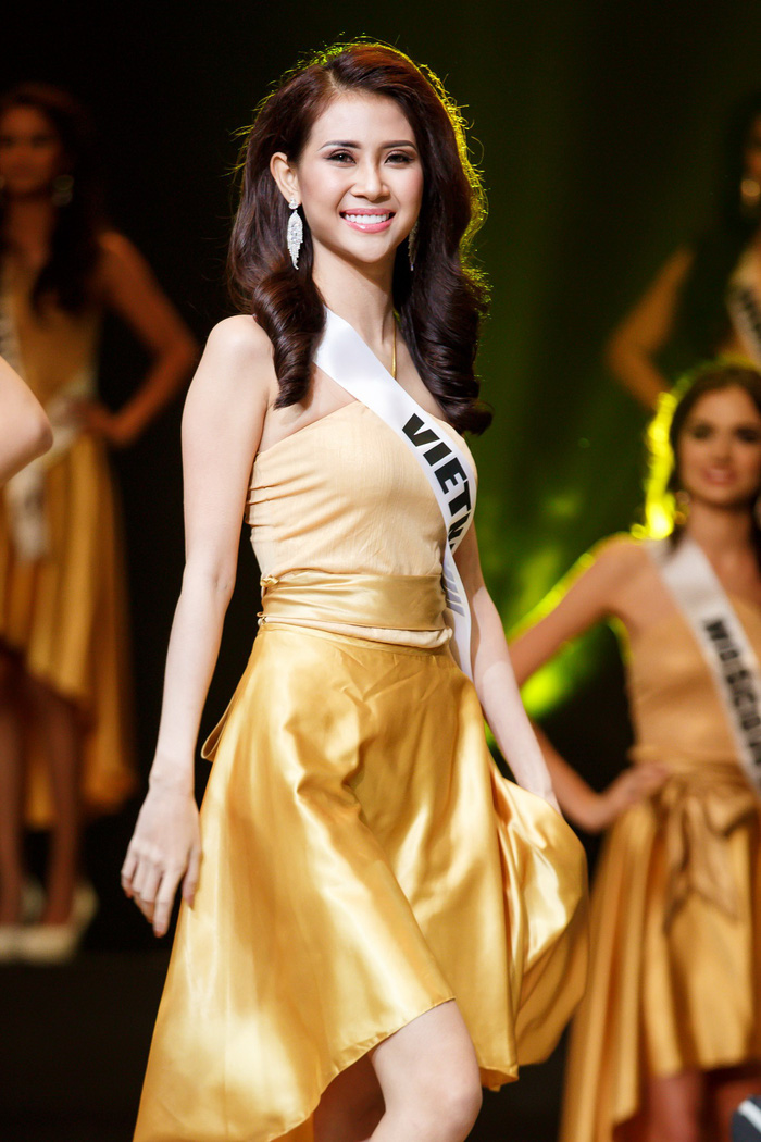 Liên Phương đăng quang Miss Eco Tourism 2017 - Ảnh 6.