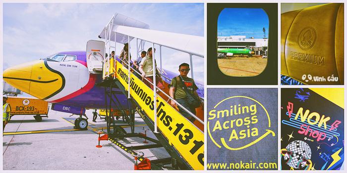 Đi chơi thỏa thích ở Thái Lan với Nok Air - Ảnh 1.