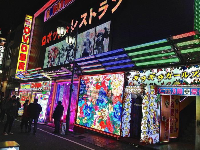 Nhà hàng robot nóng bỏng ở Tokyo - Ảnh 15.