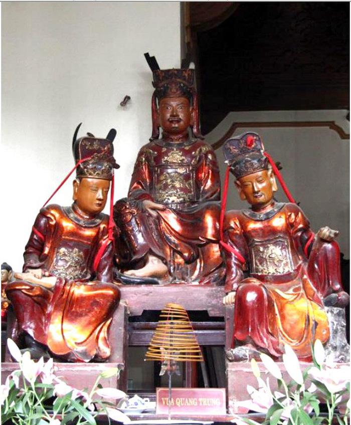 Đã tìm ra chân dung chính xác nhất của vua Quang Trung? - Ảnh 1.