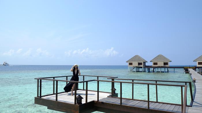 9 điều cần biết trước khi bay đến thiên đường Maldives - Ảnh 1.